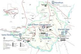 BIG BEND NATIONAL PARK – TRIP PLANNING
